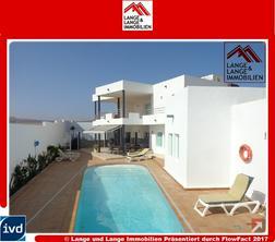 Lanzarote - Ciudad Jardin - Top Villa - geschmackvoll - modern - Spanien Immobilien