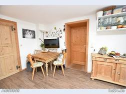 Komplett möbliertes Apartment in Rettenberg, Terrasse mit Grüntenblick, frei ab 1.12.18
