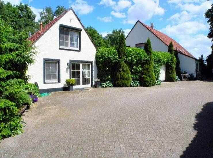 Bild 2: Landhaus mit riesiger Wohnfläche und Laufabstand zur Holländischen Grenze in Ringe
