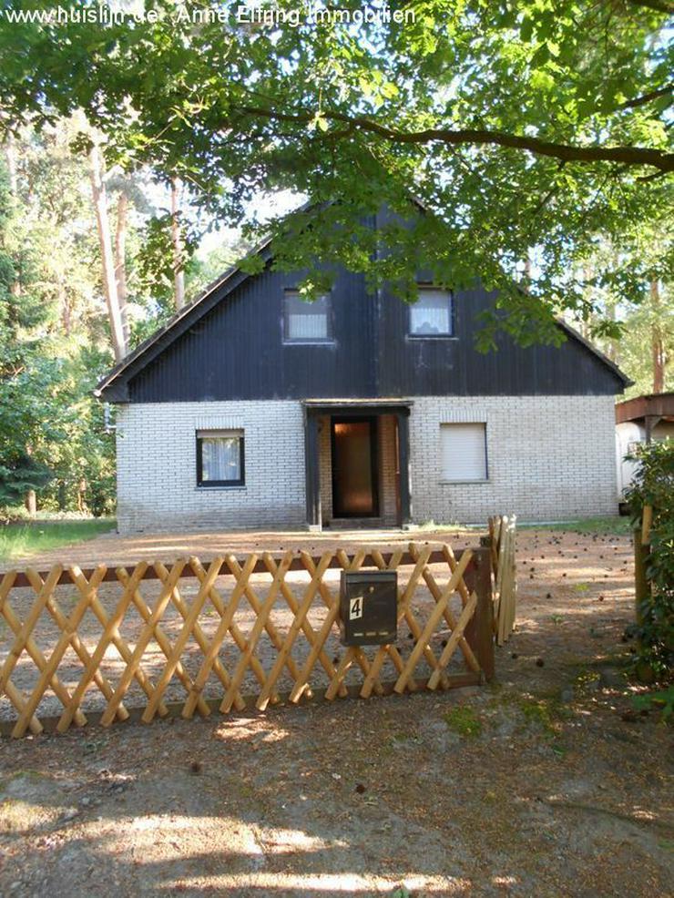 Bild 6: Kleines Einfamilienhaus im Wald