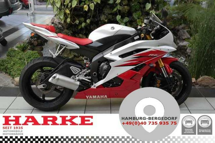 YAMAHA YZF-R6 - Yamaha - Bild 1