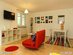* Kurzzeitwohnen in Leipzig + modern möbliertes Apartment + BALKON + INTERNET