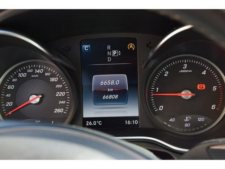 Bild 13: MERCEDES-BENZ C 220 T BlueTEC / d 7G-TRONIC Exclusive Avantgarde DISTRON Plus