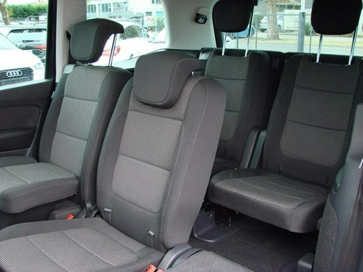 Bild 12: VW Sharan 2.0 TDI DSG Comfortline 7-Sitzer Panorama Navi Xenon