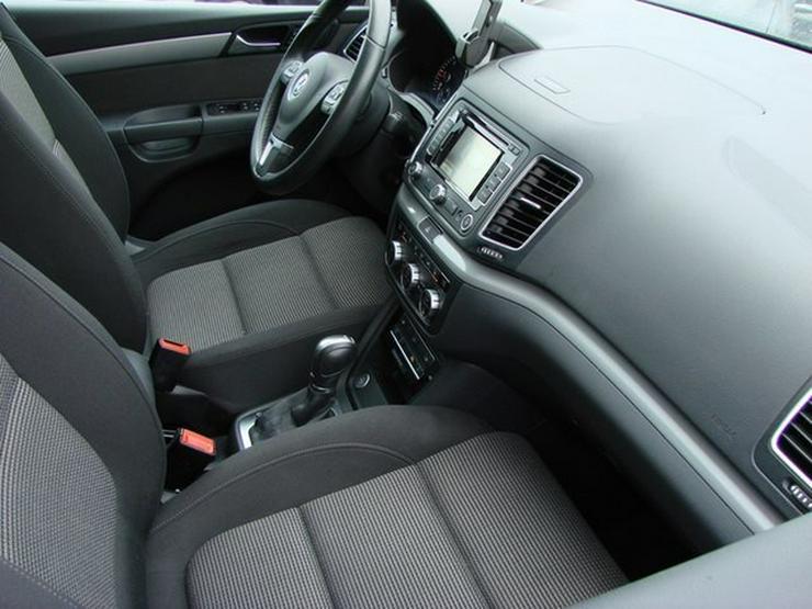 Bild 10: VW Sharan 2.0 TDI DSG Comfortline 7-Sitzer Panorama Navi Xenon