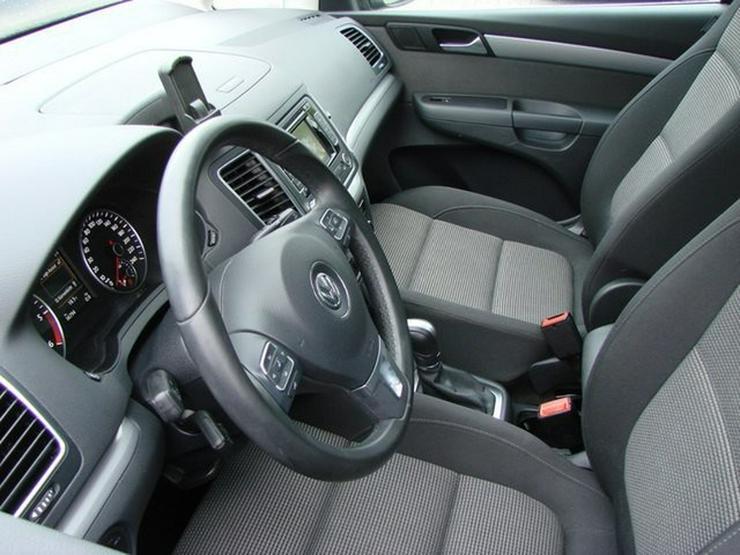 Bild 9: VW Sharan 2.0 TDI DSG Comfortline 7-Sitzer Panorama Navi Xenon