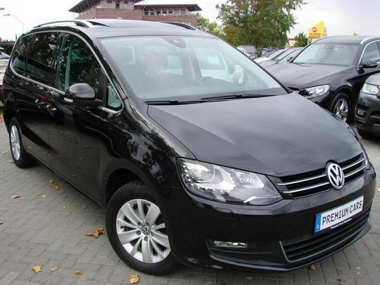 Bild 7: VW Sharan 2.0 TDI DSG Comfortline 7-Sitzer Panorama Navi Xenon