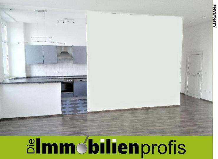 Großzügige 2,5 Zimmer-Wohnung mit Einbauküche und Gartennutzung in Presseck