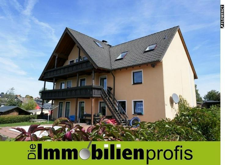 Gepflegte 2-Zimmer-Eigentumswohnung in Leupoldsgrün