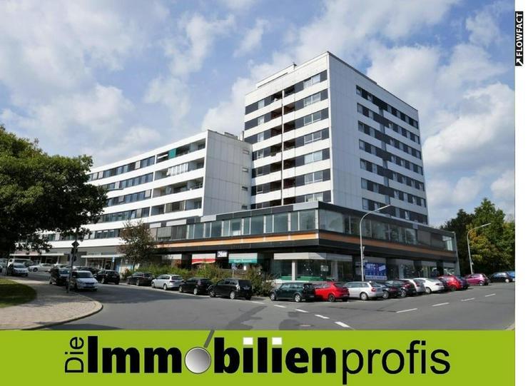 8 Prozent Mietrendite: Gewerbeeinheit mit 183 m² in Hof