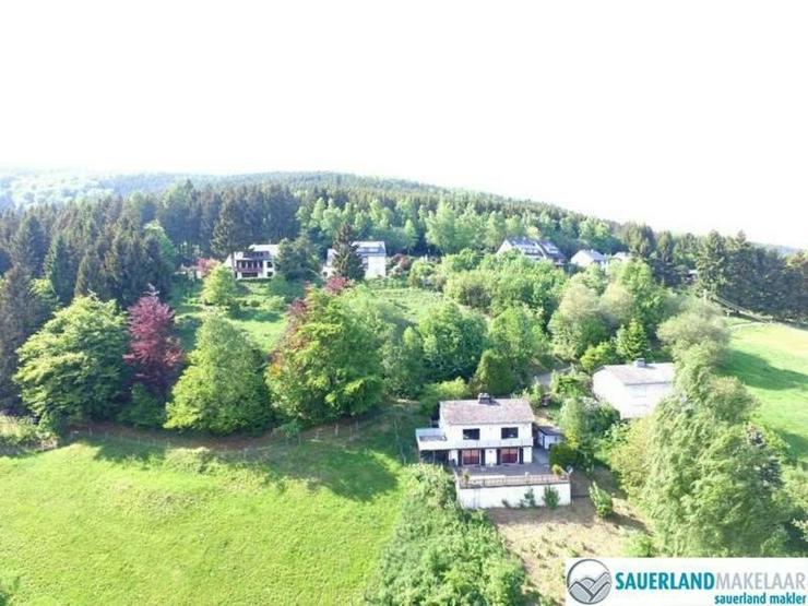 ruhig gelegenes & freistehendes Haus mit wunderschöner Aussicht nahe Willingen