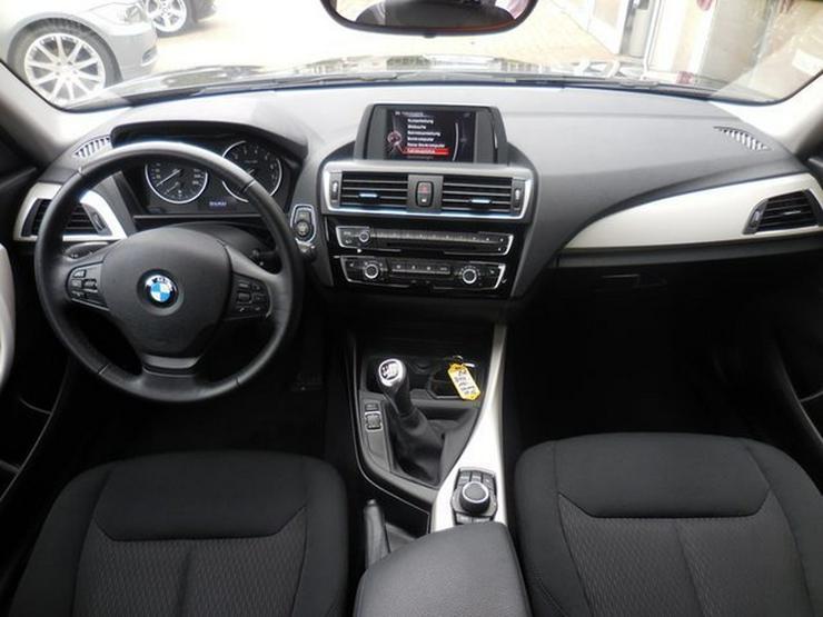 Bild 3: BMW 116i 5tür Sitzhz Bluet PDC 18Alu/BBS >neues Mod