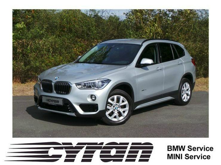 BMW X1 sDrive18d Sport Line Aut. AHK LED NAVI Kamera