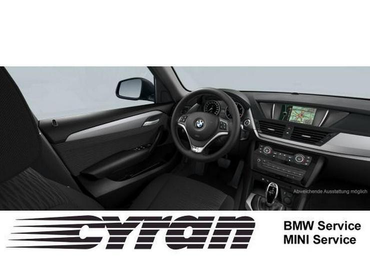 Bild 4: BMW X1 sDrive20d Navi Tempomat SHZ PDC AHK LM 17''