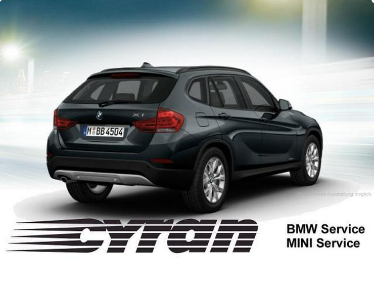 Bild 2: BMW X1 sDrive20d Navi Tempomat SHZ PDC AHK LM 17''