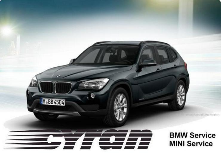 BMW X1 sDrive20d Navi Tempomat SHZ PDC AHK LM 17'' - X1 - Bild 1