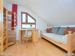 Möblierte Wohnung in ruhiger Südhanglage in Stuttgart Bad Cannstatt