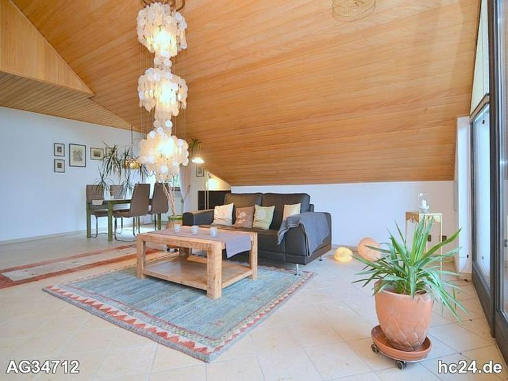 Geschmackvoll möblierte 2-Zimmer-Wohnung mit WLAN, Balkon in Erlangen/Kosbach