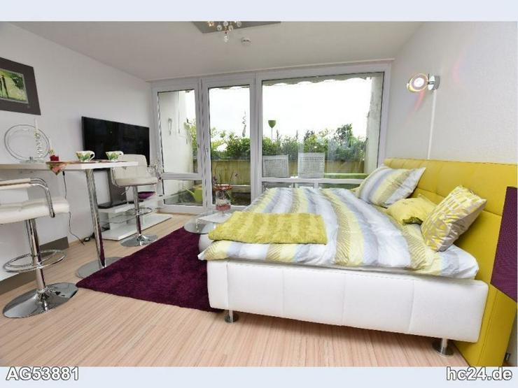 Möbl. Apartment mit Balkon in Waltenhofen nähe Kempten befristet ab Jan. 19 zu vermieten