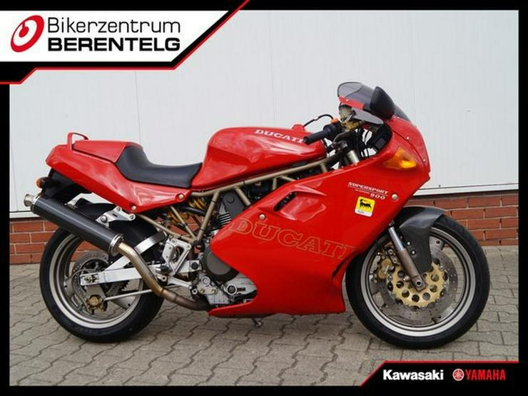 DUCATI Super Sport Supersport Desmodue 900 HU NEU / SSV