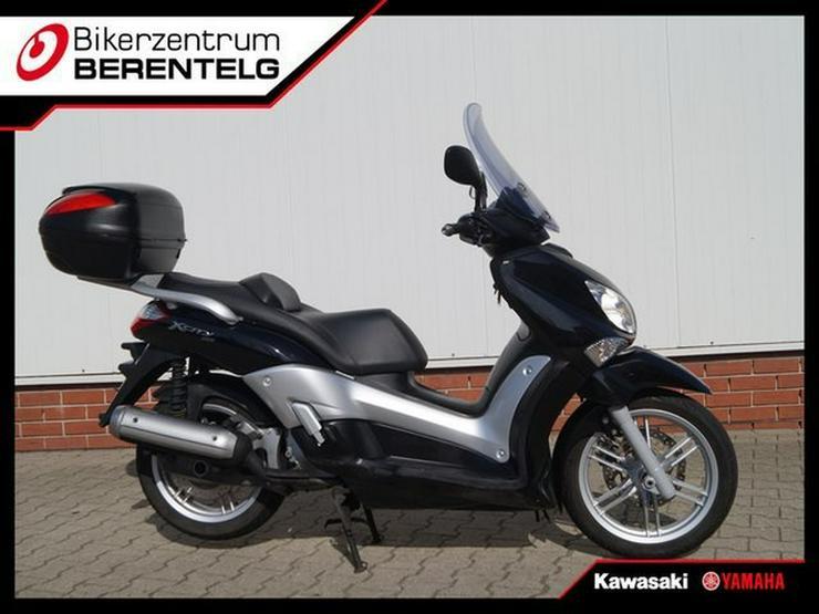 YAMAHA X-City XCity 125 SE43 VP125 TopCase