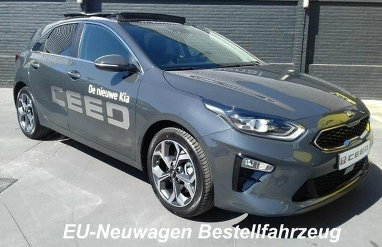 Bild 1: Kia Ceed Mod. 2019 1.4 T-GDi Executive + DCT-7 NEU-Bestellfahrzeug inkl. Anlieferung (D)