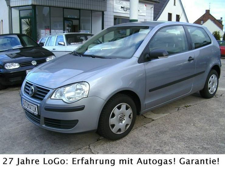 Bild 6: VW Polo IV Trendline LPG Autogas = tanken für 59 Ct.