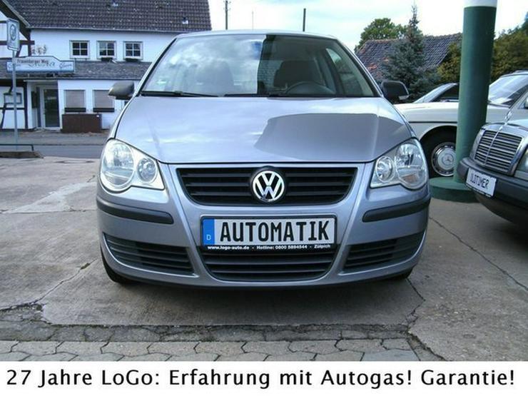 Bild 4: VW Polo IV Trendline LPG Autogas = tanken für 59 Ct.