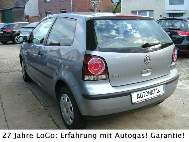 Bild 5: VW Polo IV Trendline LPG Autogas = tanken für 59 Ct.