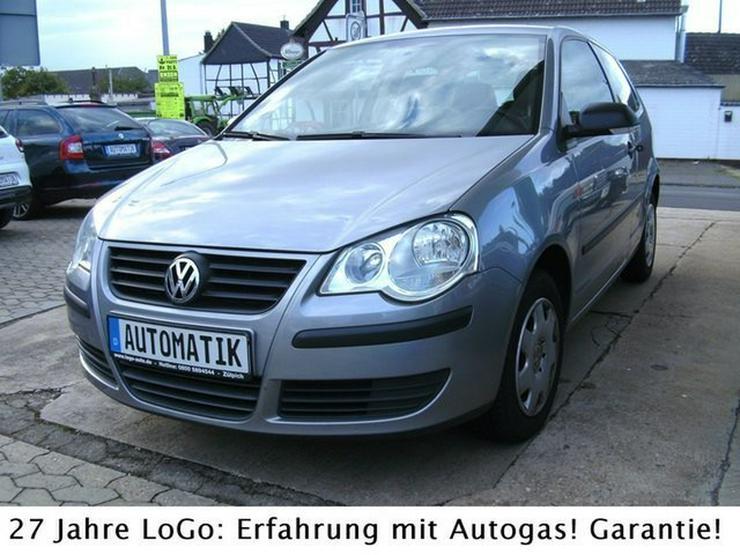 VW Polo IV Trendline LPG Autogas = tanken für 59 Ct. - Polo - Bild 1
