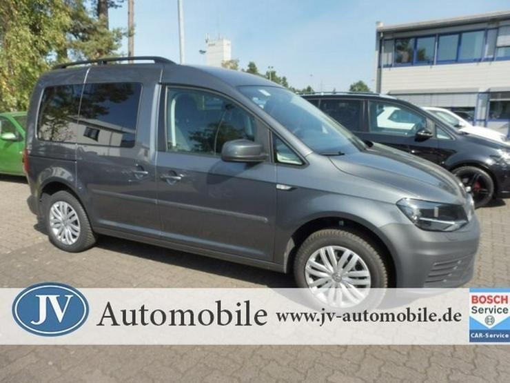 VW Caddy 2.0 TDI /NAVI/SHZ/PDC/CLIMATRONIC/150 PS