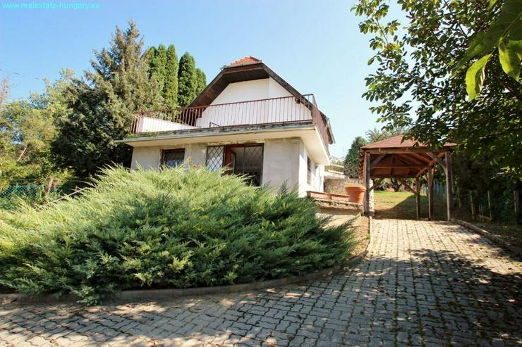 Wohnhaus in Balaton und Héviznähe