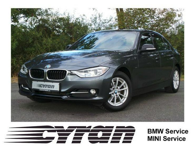 BMW 320d Sport Line Aut. Navi Business Klimaaut. PDC - 320d - Bild 1
