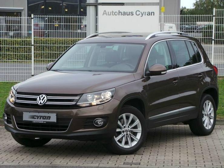 Bild 2: Volkswagen Tiguan 2.0 TDI 4MOTION Track & Field PDC Kurvenlicht Klima DPF