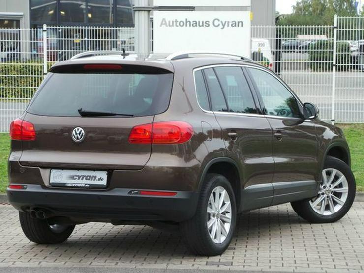 Bild 4: Volkswagen Tiguan 2.0 TDI 4MOTION Track & Field PDC Kurvenlicht Klima DPF