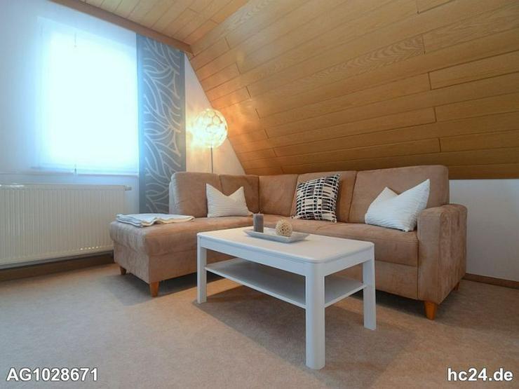 * möblierte 2-Zimmerwohnung mit sonniger Terrasse in Oberdürrbach - Bild 1