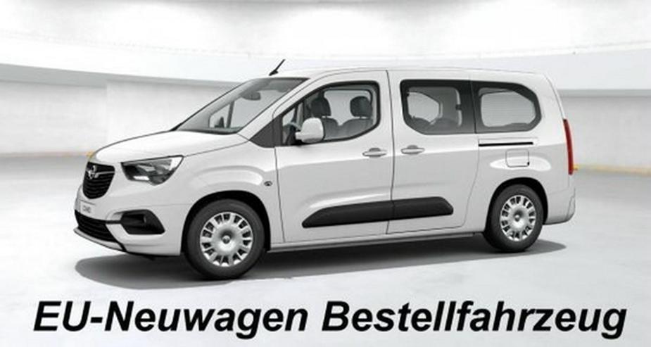 Opel Combo Life XL Mod. 2019 1.2 Edition Cool-Sound NEU-Bestellfahrzeug inkl. Anlieferung (D) - Combo - Bild 1