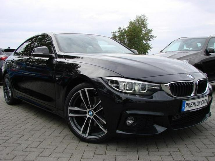 BMW 420 Gran Coupe d M Sportpaket LED Navi Alcantara