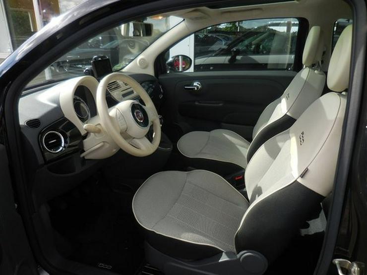Bild 4: FIAT 500 >Lounge< Panorama NAVI Bluet Alus 63Kw uvm