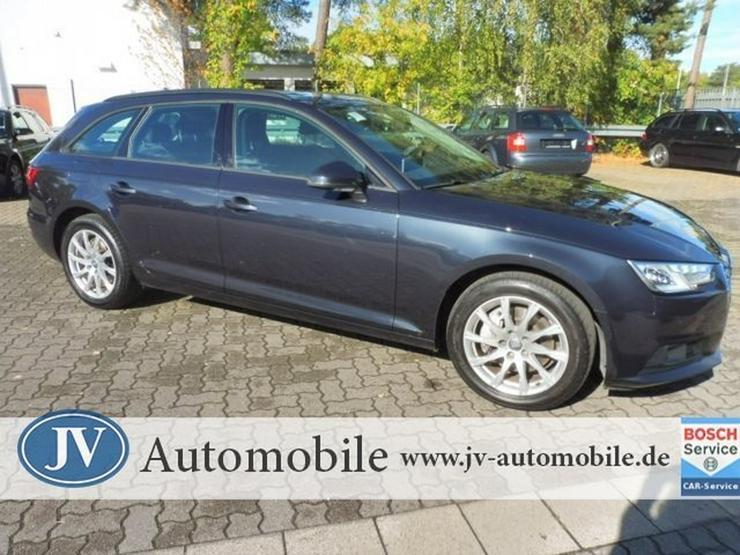 AUDI A4 Avant 2.0 TDI quattro S-TRO *UPE:60.480* - A4 - Bild 1