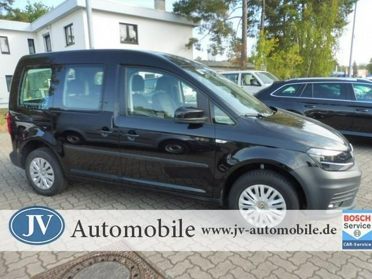 VW Caddy TRENDLINE 2.0 TDI /NAVI/PDC/CLIMATRONIC - Caddy - Bild 1