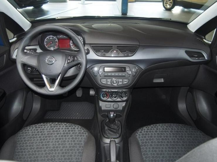 Bild 8: OPEL Corsa E Selection 3T 1.2 CD BT USB Klima ZV