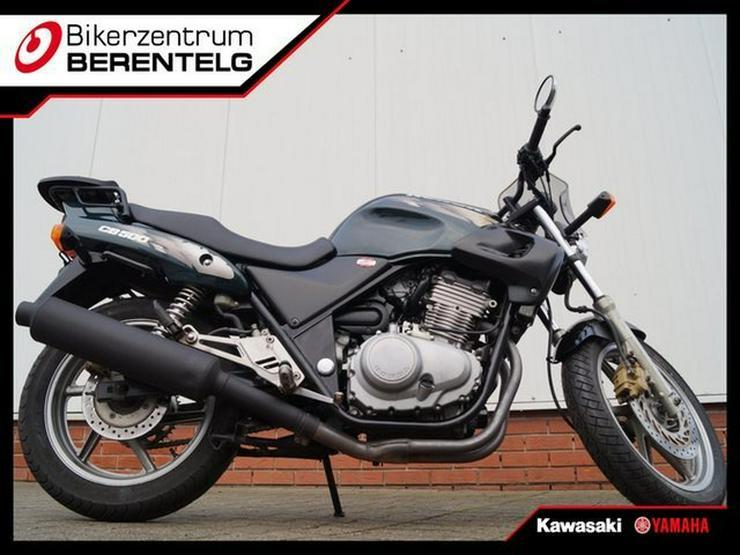 HONDA CB500 PC 32 (A2 fähig) *SSV*