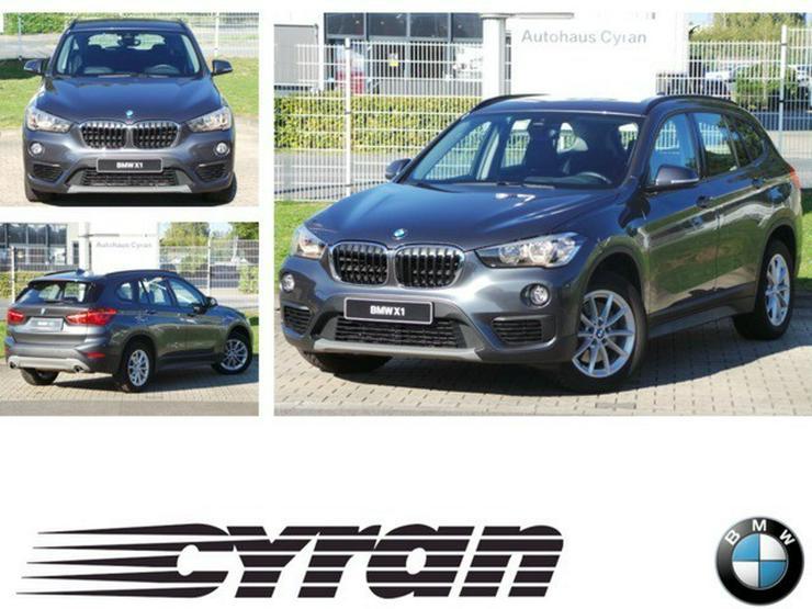 BMW X1 xDrive20i A Advantage Aut. Klimaaut. Komfortzugang Aut. Heckkl. PDC