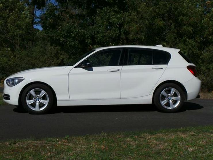 Bild 2: BMW 120d Sport Line Navi Xenon SHZ PDC GSD