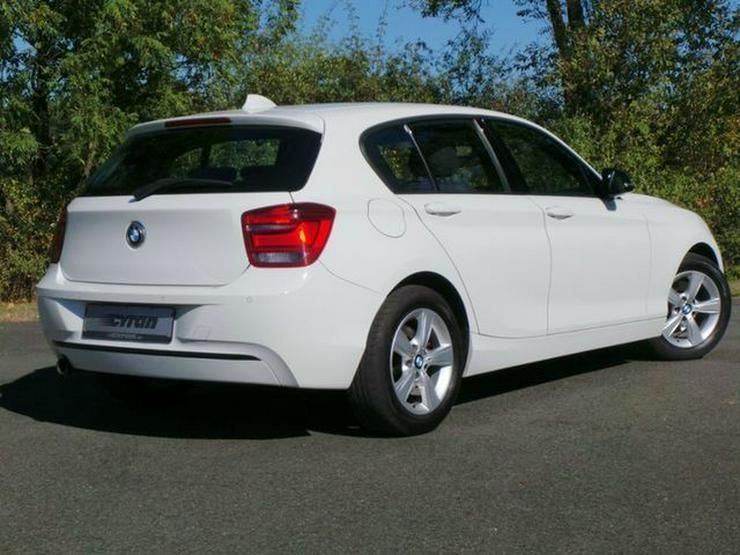 Bild 3: BMW 120d Sport Line Navi Xenon SHZ PDC GSD