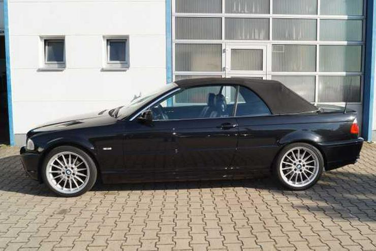 Bild 2: BMW 323 ci Cabriolet 2.Hd, Xenon, Leder, TOP