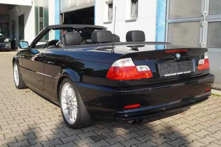 Bild 4: BMW 323 ci Cabriolet 2.Hd, Xenon, Leder, TOP