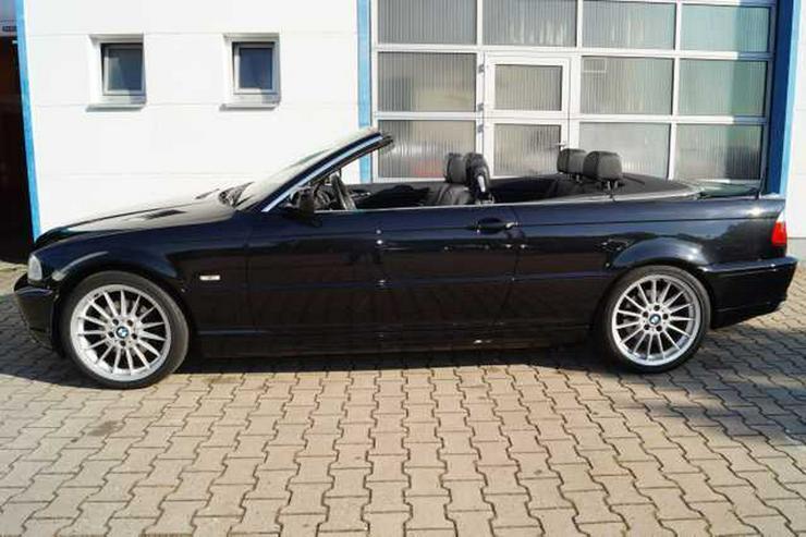 Bild 3: BMW 323 ci Cabriolet 2.Hd, Xenon, Leder, TOP