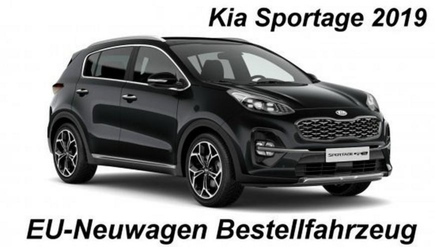 Kia Sportage Mod. 2019 1.6 CRDi GT-Line NEU-Bestellfahrzeug inkl. Anlieferung (D) - Sportage - Bild 1